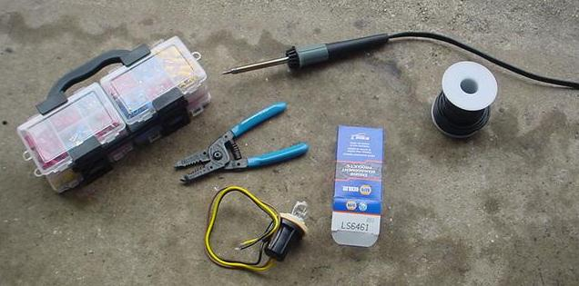 Outstanding Adding Cornering Lamps To My 1994 Chevy Caprice Wagon Wiring Cloud Hisonuggs Outletorg