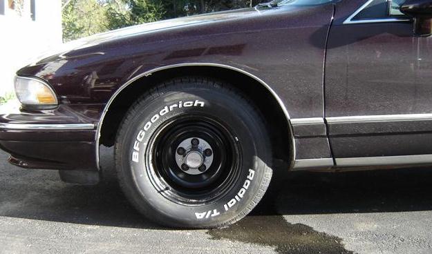 Cool Steel Wheels