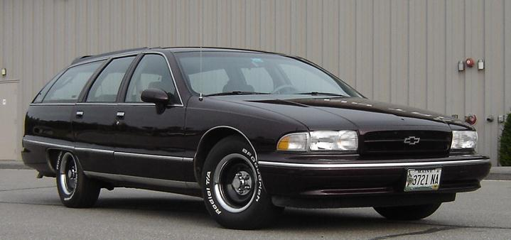 Ben Ayotte39;s 1994 Chevy Caprice Classic Station Wagon