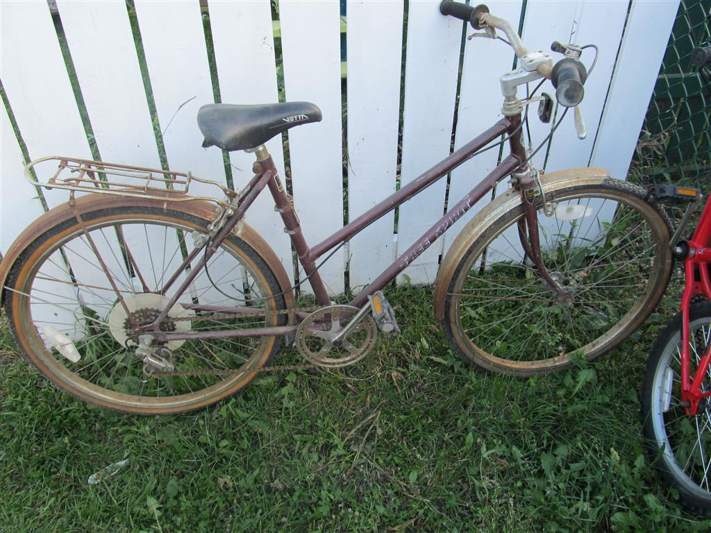 In Praise Of Huffy Free Spirit Murray And Yard Sale