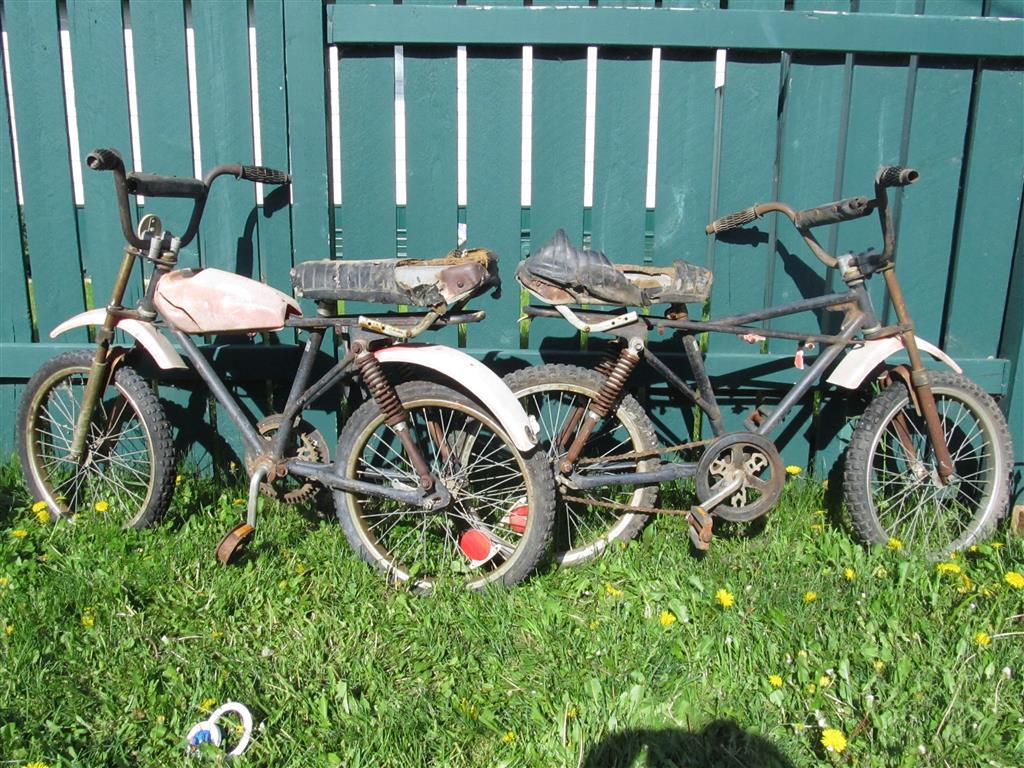 Novelty Dirt Bike Bicycles Ccm Skyline Motobike Xgames How Big